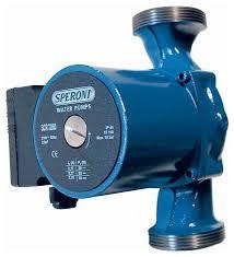 <b>Циркуляционный насос SPERONI SCR</b> 32-60 (90 Вт) — купить по ...