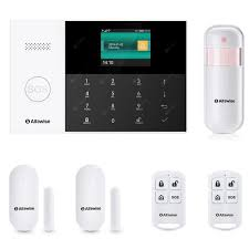 Buy <b>Alfawise</b> PG - 105 GSM <b>WiFi 433MHz Wireless</b> Smart Home ...