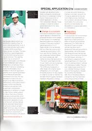 nandan features in cover story in cv magazine nandan gse page 2