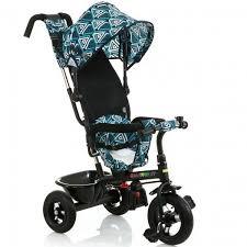 ≡ Детский <b>велосипед BabyHit KIDS TOUR</b> White blue (22896 ...