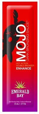 EMERALD BAY Лосьон для <b>загара</b> / Mojo Dark Bronzing Sauce 15 ...