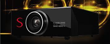 <b>SIM2</b> NERO 4S 4K DLP <b>проектор</b> для домашнего кинозала.