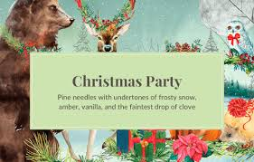 Christmas Party - Michel Design Works