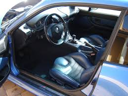 you are looking at a rare 1999 m coupe in estoril blue over tu tone blueblack interior less than 3000 m coupes built between 1999 and 2001 black interior 1996 bmw z3