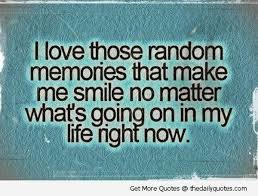 Quotes About Friendship And Memories - cute quotes about ... via Relatably.com