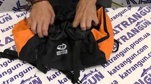 Технический <b>рюкзак</b> Climbing Technology Rope <b>backpack</b> - YouTube