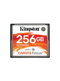 <b>Карта памяти</b> Compact Flash Canvas Focus, <b>256</b> ГБ (CFF/<b>256GB</b> ...