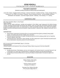government job resume template teacher resume  seangarrette coteacher aide resume example sample  x