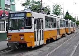 Ligne 12 du tramway de Budapest