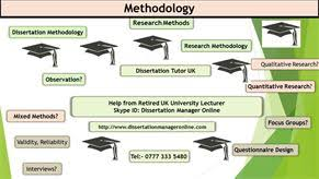 chapter   dissertation outline Cheap dissertation methodology helps UK with our professional writers are available to prepare a perfect research methodology
