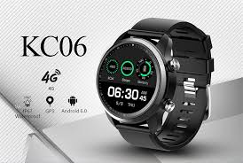 <b>Kingwear KC06</b> 4G <b>умные часы</b>-телефон - элегантный ...