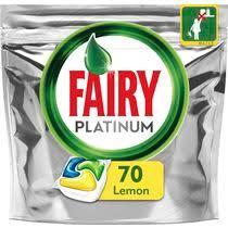 <b>Капсулы для посудомоечных машин</b> Fairy Platinum All in 1 Лимон ...