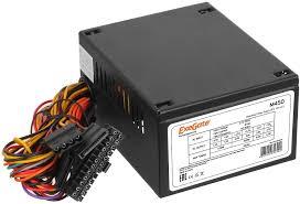 <b>Exegate</b> ITX-<b>M450</b> 450W - отзывы о блоке <b>питания</b> - Связной