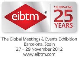 EIBTM バルセロナ - のロゴ
