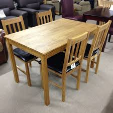 4 chair kitchen table: coxmoor solid oak dining table with  chairs