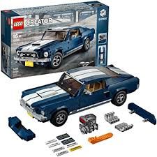 LEGO Creator Expert Ford Mustang 10265 Building ... - Amazon.com