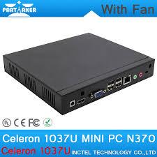 1g ram only cheap mini desktop pc business desktop computer with intel celeron 1037u dual core buy pc small business