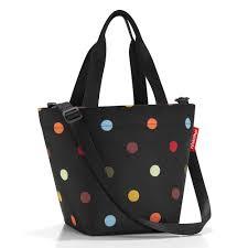 <b>Сумка</b> женская <b>Reisenthel Shopper XS</b> Dots - отзывы покупателей ...