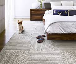Buy Plush carpet tiles for luxurious and hassle free underfoot comfort