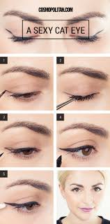17 best images about cat eye makeup on perfect cat eye winged