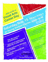 home visual arts career day libguides at manchester university marketing tips