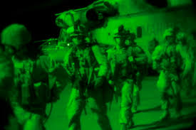 u s department of defense photo essay as seen through a night vision device u s marines and afghan national security forces