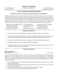 Engineering Manager Resume  engineering manager resume       kitchen manager resume