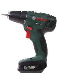 Купить <b>Дрель</b>-<b>шуруповерт Bosch PSR</b> 1440 LI-2 по супер низкой ...