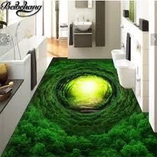 beibehang <b>Custom flooring</b> self adhesive <b>painting 3d</b> magic dream ...