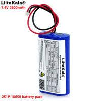 <b>Liitokala</b> 3.6V-<b>36V</b> Battery