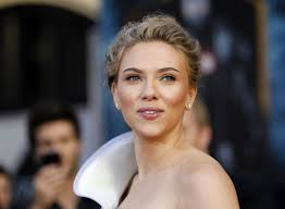 scarlett johansson iron man 2 world premiere in