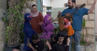 Sesame Street and the International Rescue Committee help Syrian ...