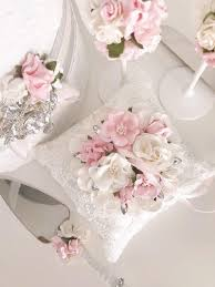 <b>Dusty Rose Ring</b> Pillow Lace Ring Bearer Pillow Wedding Dusty