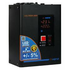 Купить <b>Стабилизатор</b> напряжения <b>Энергия Voltron 2000</b> (Е0101 ...