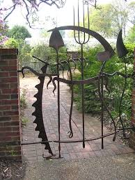Small Picture Garden Gate Ideas Wonderful Iron T Inside