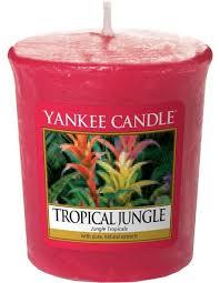Yankee Candle <b>Tropical Jungle</b> - <b>Ароматическая свеча</b> ...