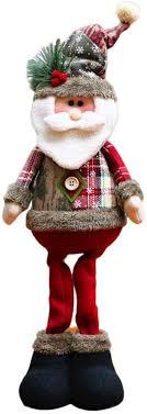 Thenxin Christmas Decorations Doll Standing ... - Amazon.com