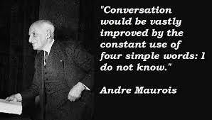Quotes Andre Maurois Quote