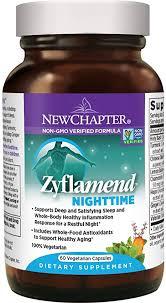 New Chapter Sleep Aid – Zyflamend Nighttime for ... - Amazon.com
