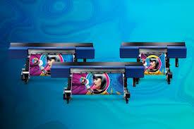 <b>TrueVIS SG2</b> Series Large-Format Printer/Cutters by <b>Roland</b> DG