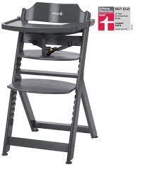 <b>Стульчик для кормления Safety</b> 1st Hochstuhl Timba Warm Grey ...