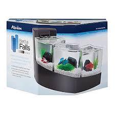 new beta desktop aquarium tank fish kit falls for home office or child39 office desk aquarium