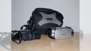 Видеокамера <b>canon legria</b> FS200 + <b>сумка</b> купить в Санкт ...