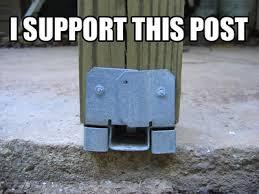 I support this post - Memes Comix Funny Pix via Relatably.com