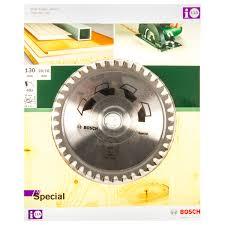 <b>Диск пильный</b> по дереву 130x20/16 мм <b>Bosch</b> Special 2609256884 ...