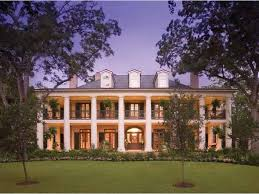 Plantation Home Plans at Dream Home Source   Southern Plantation HomesTemp