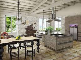 French Country Kitchen Kitchen Mesmerizing Country Kitchen With Traditional White