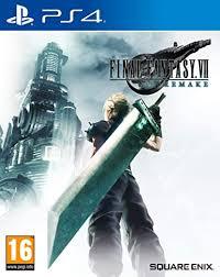 <b>FINAL FANTASY VII</b> REMAKE (PS4): Amazon.co.uk: PC & Video ...
