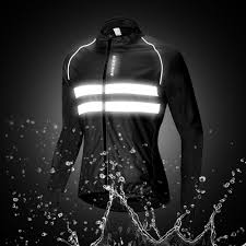 <b>WOSAWE</b> High Visibility Men's <b>Cycling Jackets MTB</b> Bike Sports ...