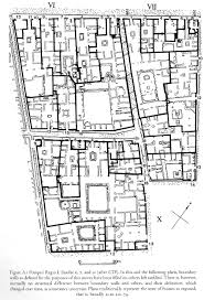 clst s   s   sosin    House plans at Pompeii   block   Casa